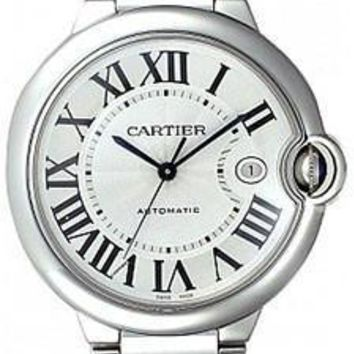 Cartier - Ballon Bleu 42mm - Stainless Steel