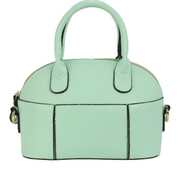 Aqua Green Shoulder Bag