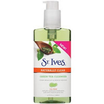 St. Ives Naturally Clear Green Tea Cleanser Ulta.com - Cosmetics, Fragrance, Salon and Beauty Gifts