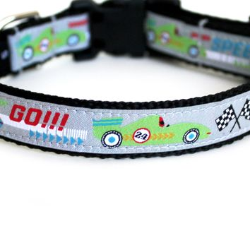 Little Speedster Dog Collar