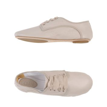 Chloé Lace-Up Shoes
