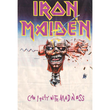 Iron Maiden - Poster Flag