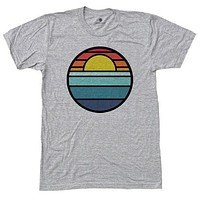 Sundown Sea - Heather Grey