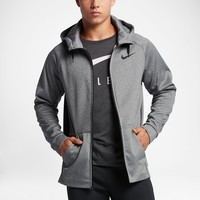 Nike Therma Men's Training Full-Zip Hoodie. Nike.com