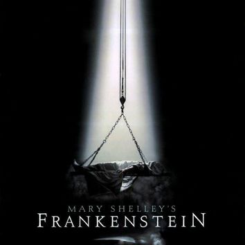 Mary Shelley's Frankenstein 27x40 Movie Poster (1994)