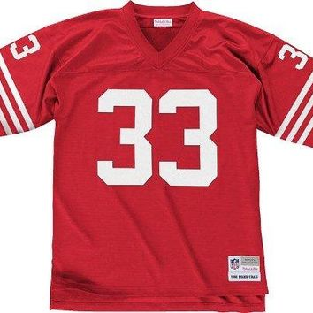 San Francisco 49ers Mitchell & Ness 1990 Roger Craig #33 Replica Thowback Jersey