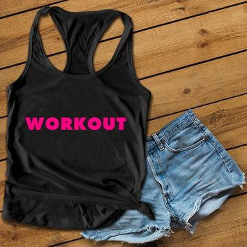 Workout Women's Ideal Racerback Tank