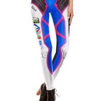 D.Va Leggings