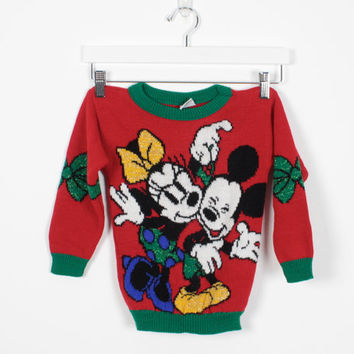 Best Vintage Mickey Mouse Sweater Products on Wanelo
