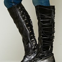 Free People Womens Alistair Riding Boot - B
