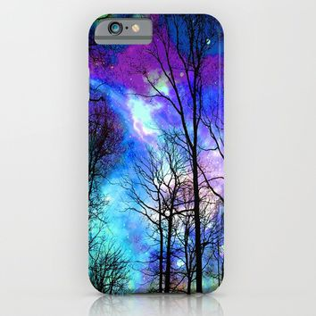 fantasy sky iPhone & iPod Case by Haroulita