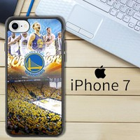 Golden State Warriors Nba Champions X3183 iPhone 7 Case
