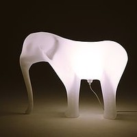 Elephant Light Stool