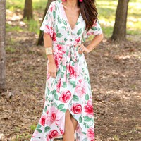 In Full Bloom Maxi Dress | Monday Dress