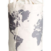 H&M World Map Storage Basket $17.99