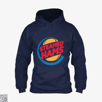 Steamed Hams, The Simpsons Hoodie