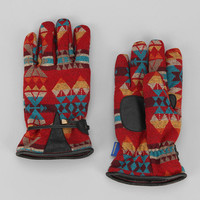 Pendleton Leather Palm  Glove  - Urban Outfitters