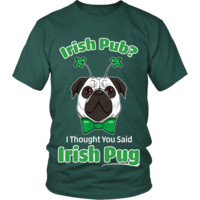 Irish Pub? Irish Pug