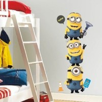 RoomMates RMK2081GM Despicable Me 2 Minions Giant Peel and Stick Giant Wall Decals:Amazon:Home Improvement