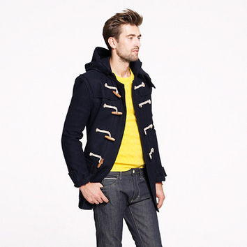 Seamount toggle jacket - wool - Men's outerwear - J.Crew