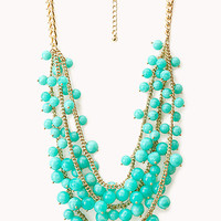 FOREVER 21 Boho Beauty Beaded Necklace