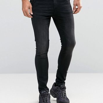 Illusive London Skinny Jeans at asos.com