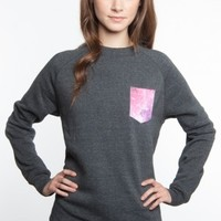 Glamour Kills Clothing - Space Case Pocket Crew
