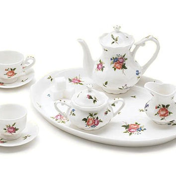 Wedgestone  Girls' Tea Set