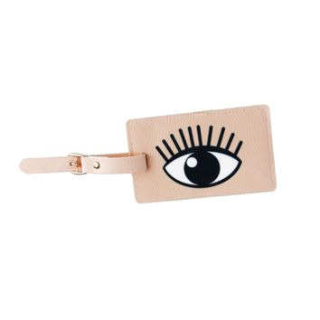 Eye Spy Luggage Tag