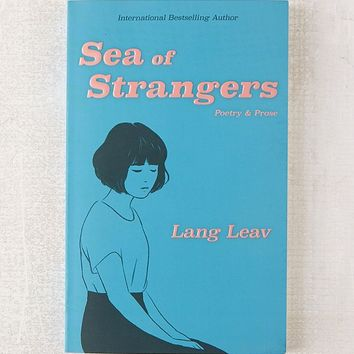 Sea of Strangers By Lang Leav | Urban Outfitters