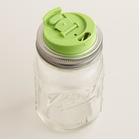 Jarware Regular-Mouth Mason Jar Fruit Infusion Lid