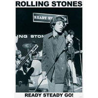 Rolling Stones - Import Poster