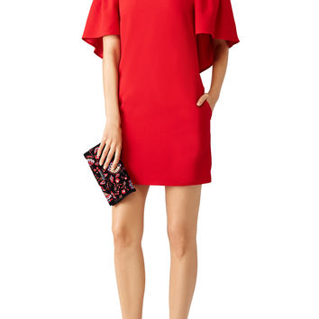 Trina Turk Red Zeal Dress
