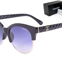Chanel sunglass Super A Classic Aviator Sunglasses, Polarized, 100% UV protection [2974244810]