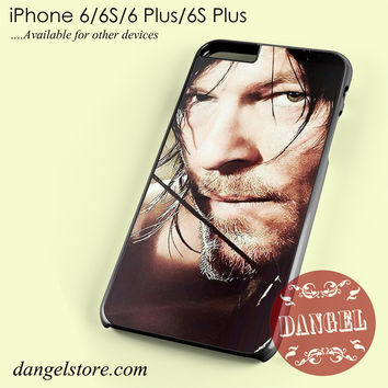 The Walking Dead Daryl Dixon Face Phone case for iPhone 6/6s/6 Plus/6S plus