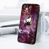 Nebula Hello Kitty Daryl Dixon iPhone 5C Case