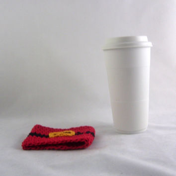 Coffee cup sleeve / coffee mug cozy / travel cup sleeve / cup cozy / travel mug cozy / travel mug sleeve / coffee cup sleeve