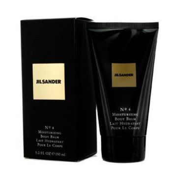 Jil Sander No.4 Moisturizing Body Balm Ladies Fragrance