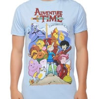 Adventure Time With Fionna & Cake #1 (Cover A) Slim-Fit T-Shirt | Hot Topic