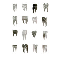 Symbolic Teeth, 8x10 print