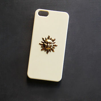 Sun iPhone 6 Cases Cream iPhone Case iPhone 5 Case Hippie iPhone Cases iPhone 4s Case Samsung Galaxy S3 Case Samsung Galaxy S4 Phone Cases