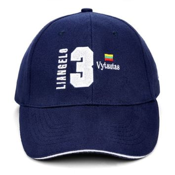Prienu–Birstono Vytautas LaMelo and LiAngelo Ball Original Team Hat - Limited Edition - Buy Any Hat and Get Coach Seskus's Hat for FREE!