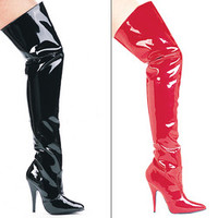 "Women's 5"" Heel Thigh High Boots"