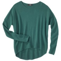 Mossimo® Women's High Low Dolman Sleeve Sweater - Assorted Colors