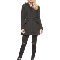 Marc New York - Dora - Cinch Waist Rain Jacket