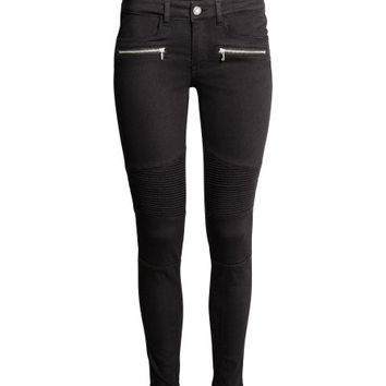 Biker Pants - from H&M