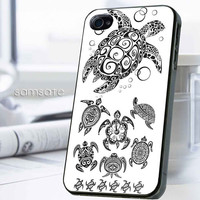 iPhone case,Samsung Galaxy,Cover,Skin,iPod Touch,Galaxy Note2/3,Trends,October,November,Winter-17914,6,Black,White,Trutle,Collage,tribal