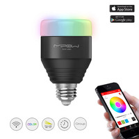 2016 Mipow Bluetooth Smart Led Light Bulbs App Smartphone Group Controlled Dimmable Color Changing Decorative Party Lights