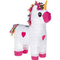 Jumbo Unicorn Pinata- Party City
