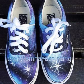 VLXZRBC Galaxy Shoes-Galaxy Vans Sneakers